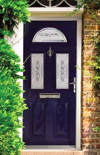 & Composite Doors Melton Mowbray Leicestershire | DGL