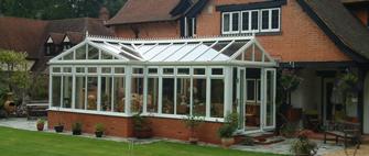 p-shaped conservatories melton mowbray