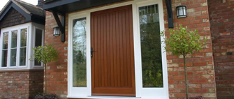 front and entrance doors melton mobwbray