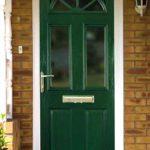 09 Front & Entrance Door [town]
