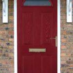 10 Front & Entrance Door [town]