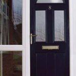 11 Front & Entrance Door [town]