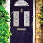 13 Front & Entrance Door [town]
